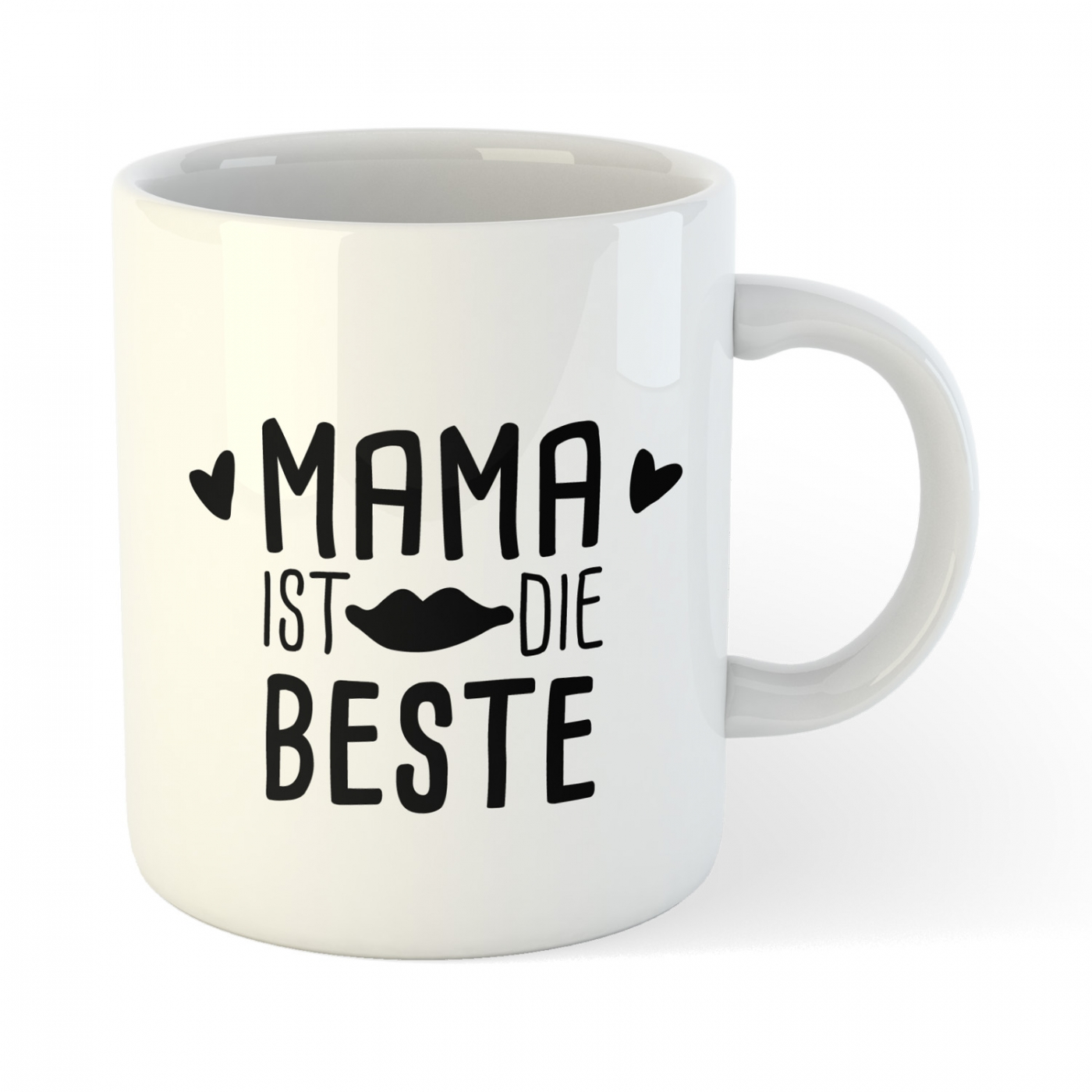 kaffee tee glas mama ist die beste eigenbaudesign. Black Bedroom Furniture Sets. Home Design Ideas