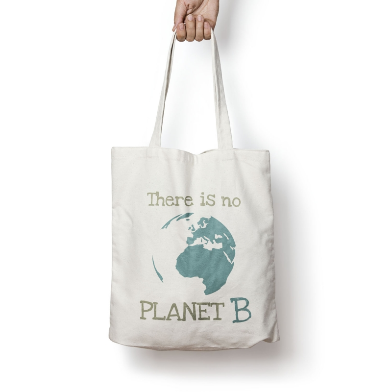 Jutebeutel There is no PLANET B